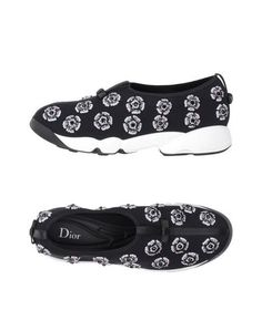 Низкие кеды и кроссовки Dior