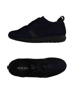 Низкие кеды и кроссовки Mnml Couture