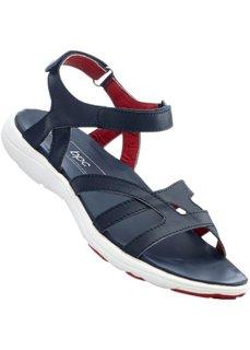 Спортивные сандалии (темно-синий/красный) Bonprix