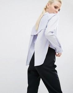Рубашка с открытой спиной Kendall + Kylie - Мульти