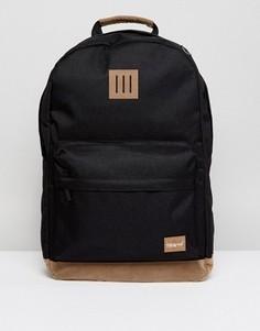 Черный классический рюкзак Spiral - Черный