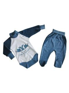 Комплекты нательные для малышей ОСЬМИНОЖКА
