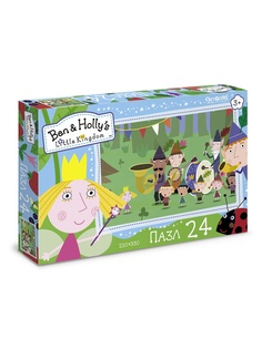 Пазлы Ben&Hollys Little Kingdom