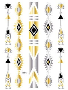 Временные татуировки nailLOOK