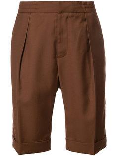шорты с эластичным поясом Keum