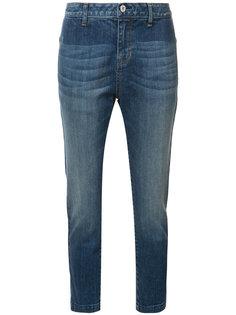 укороченные джинсы Nili Lotan