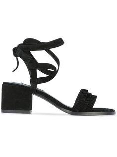 босоножки со шнуровкой Juno Senso