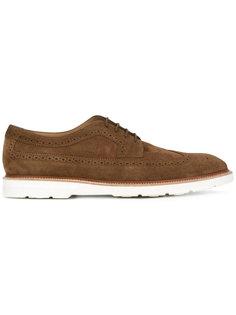туфли на шнуровке Tods Tod`S