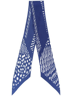 узкий шарф Guinea  Rockins