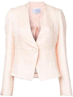 фактурный приталенный пиджак Carven