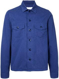 куртка с накладными карманами Ganryu Comme Des Garcons