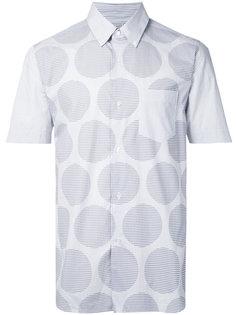 рубашка в горошек с короткими рукавами  Ganryu Comme Des Garcons