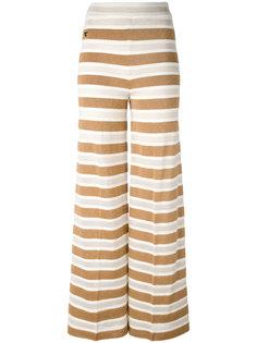 трикотажные брюки-палаццо Twin-Set