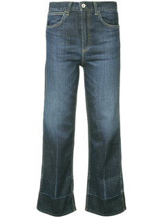 укороченные джинсы-клеш Clermont Rag & Bone /Jean