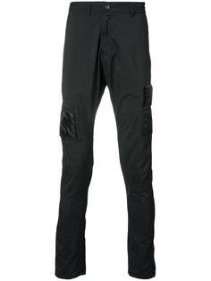 брюки с высокой талией Longjourney