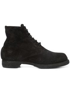 ботинки на шнуровке Guidi
