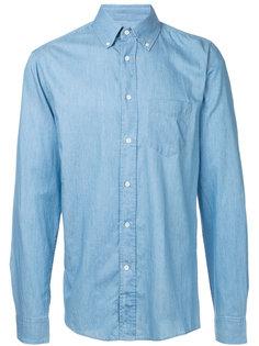 рубашка Luxury Hobd Gant Rugger