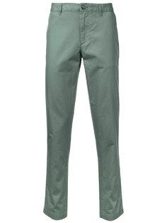 брюки чинос кроя слим Lacoste