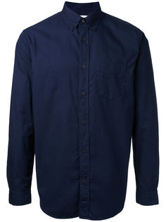 рубашка Organic Oxford  Gant Rugger