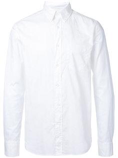 рубашка Dreamy Oxford Hobd Gant Rugger