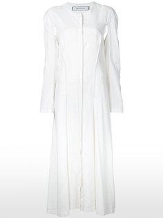 платье duster  Eckhaus Latta
