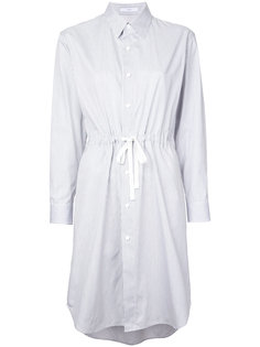 платье-рубашка в полоску Astraet