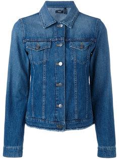 джинсовая куртка Theory