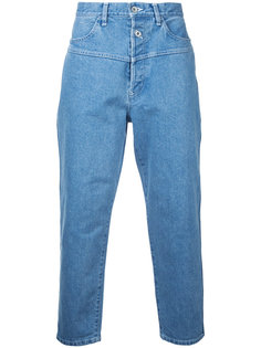 укороченные джинсы En Route