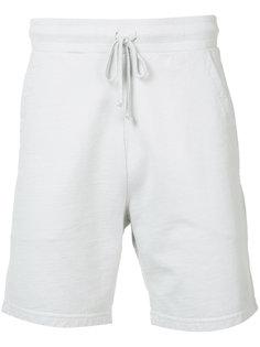 спортивные шорты со стяжкой John Elliott