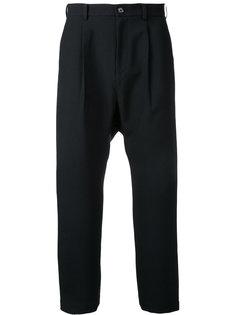 укороченные брюки с заниженной проймой En Route