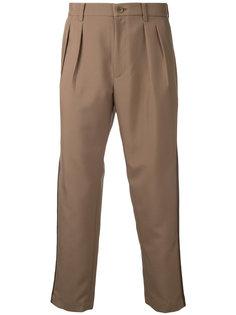 брюки с плиссировкой En Route