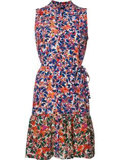мини-платье с оборками Tilly Saloni