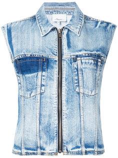 джинсовый жилет  3.1 Phillip Lim