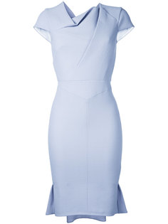 приталенное платье  Roland Mouret