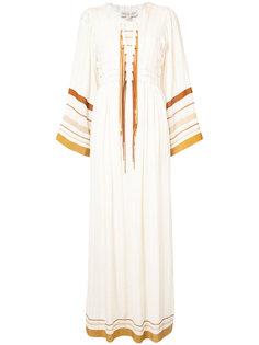 платье с V-образным вырезом Rachel Zoe