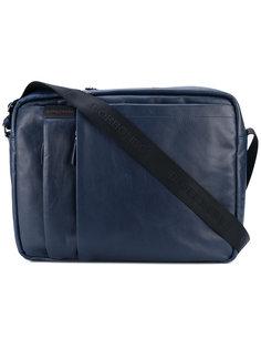 сумка на плечо с молнией спереди Borbonese