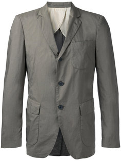 пиджак с карманами с клапанами Wooster + Lardini
