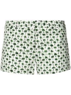 короткие шорты с пальмами Milly