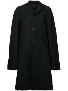пальто с объемными рукавами Comme Des Garçons Vintage