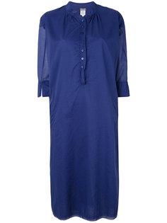 платье-рубашка с потертой отделкой Kristensen Du Nord