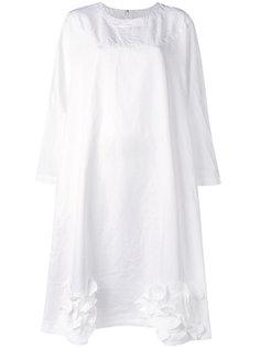 платье с цветочным украшением Comme Des Garçons Comme Des Garçons