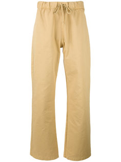 брюки свободного кроя Main The White Briefs