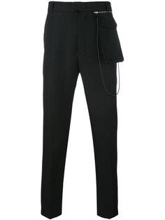 облегающие брюки Stetson Cmmn Swdn