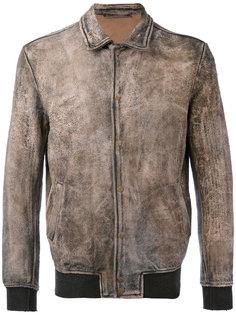 байкерская куртка Salvatore Santoro