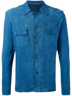 рубашка с карманами Salvatore Santoro