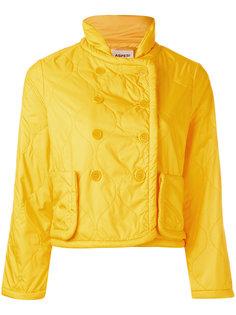 укороченная дутая куртка Aspesi