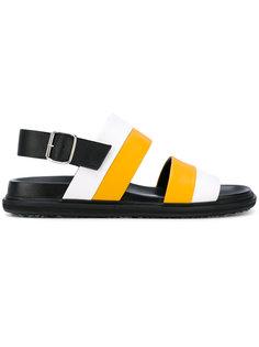 сандалии Carlton  Marni