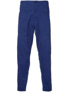укороченные брюки свободного кроя Ganryu Comme Des Garcons
