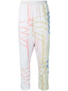 брюки с завышенной талией Theatre Products