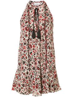 платье без рукавов с цветочным узором A.L.C.